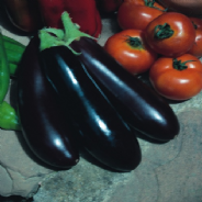 Aubergine Long Purple - Appx 900 Seeds